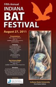 Bat Festival poster