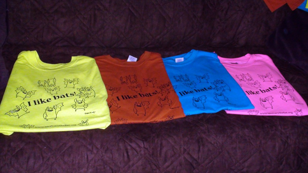 Adult t shirts for sale, safety yellow, rust orange, sapphire blue, Fluorescent pink