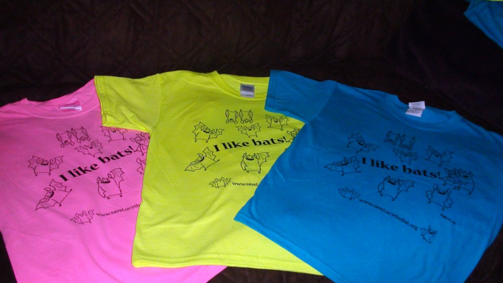 T shirts for sate youth colors hot pink, bright yellow, sapphire blue