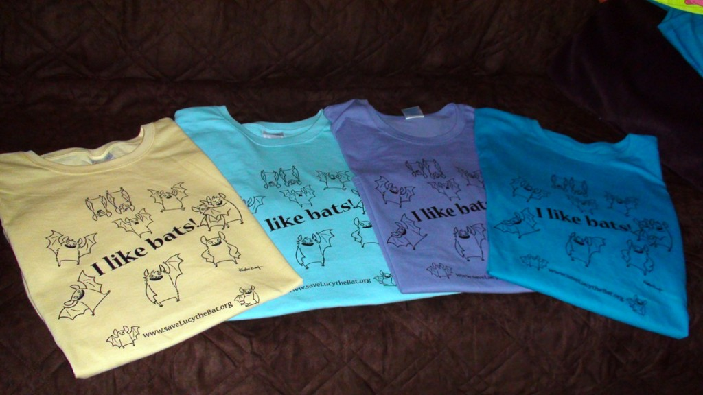 T shirts for sale; ladies colors yellow, sky blue, violet, sapphire blue
