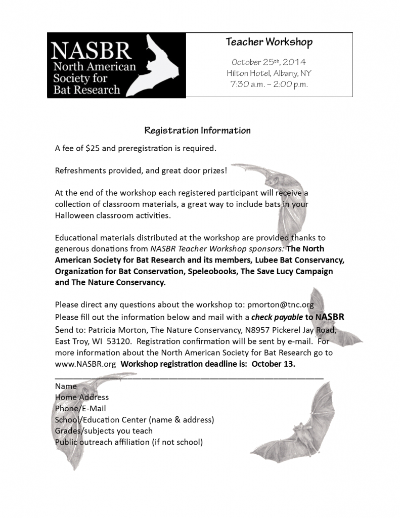 Page 2 of flyer