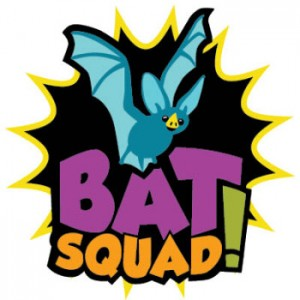 The Bat Squad logo
